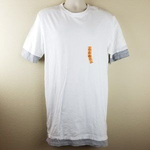 Zara Man Faux Layered Shirt